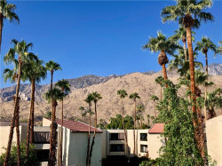 Photo of 1552 S Camino Real, Unit 328, Palm Springs, CA 92264 (MLS # PW19239600)