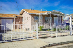 Photo of 6057 Woodlawn Avenue, Maywood, CA 90270 (MLS # RS19273741)