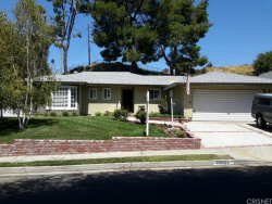 Photo of 22623 Aguadero Place, Saugus, CA 91350 (MLS # SR17189747)