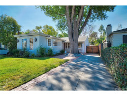 Photo of 11110 Landale Street, Toluca Lake, CA 91602 (MLS # SR17191225)