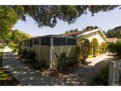 Photo of 19226 Avenue Of The Oaks , Unit G, Newhall, CA 91321 (MLS # SR17191560)