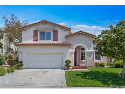 Photo of 21209 Oakleaf Canyon Drive, Newhall, CA 91321 (MLS # SR18127416)