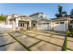 Photo of 5646 Melvin Street, Tarzana, CA 91356 (MLS # SR18139406)