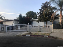 Photo of 11266 Phillippi Avenue, Pacoima, CA 91331 (MLS # SR18187584)