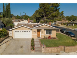 Photo of 27599 Elder View Drive, Valencia, CA 91354 (MLS # SR18222913)
