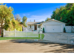 Photo of 5644 Topeka Drive, Tarzana, CA 91356 (MLS # SR18284698)
