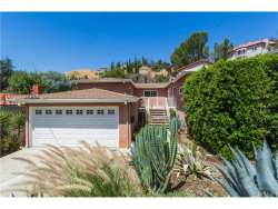 Photo of 5033 Clavel Court, Woodland Hills, CA 91364 (MLS # SR19015440)