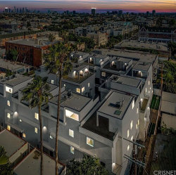 Photo of 737 1/2 N Gramercy Place, Hollywood, CA 90038 (MLS # SR19055033)