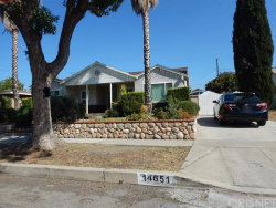 Photo of 14651 Minnehaha Street, Mission Hills (San Fernando), CA 91345 (MLS # SR19088501)