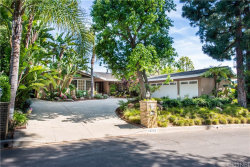 Photo of 15732 High Knoll Road, Encino, CA 91436 (MLS # SR19113904)