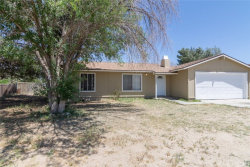 Photo of 40638 173rd Street E, Lake Los Angeles, CA 93535 (MLS # SR19119791)