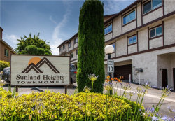 Photo of 10480 Sunland Boulevard, Unit 30, Sunland, CA 91040 (MLS # SR19158347)