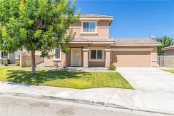 Photo of 43431 Bale Court, Lancaster, CA 93535 (MLS # SR19163947)