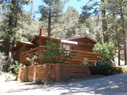 Photo of 1324 Linden, Pine Mtn Club, CA 93222 (MLS # SR19176370)