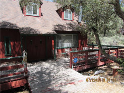 Photo of 1748 Linden Drive, Pine Mtn Club, CA 93222 (MLS # SR19180009)