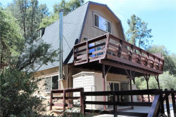 Photo of 2101 Freeman Drive, Pine Mtn Club, CA 93225 (MLS # SR19186236)
