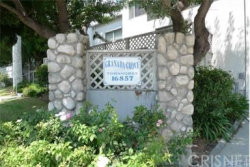 Photo of 16857 San Fernando Mission Boulevard, Unit 12, Granada Hills, CA 91344 (MLS # SR19188331)