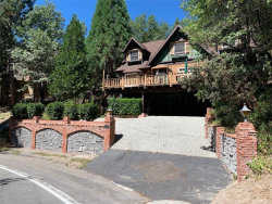 Photo of 180 Brentwood Drive, Lake Arrowhead, CA 92352 (MLS # SR19199690)