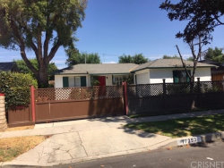 Photo of 17353 Valerio Street, Lake Balboa, CA 91406 (MLS # SR19204271)