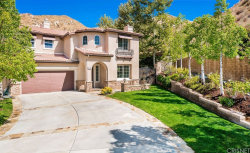 Photo of 15701 Alia Court, Canyon Country, CA 91387 (MLS # SR19233033)