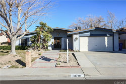 Photo of 43740 Sentry Lane, Lancaster, CA 93536 (MLS # SR20014007)