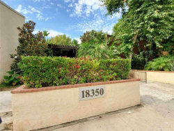 Photo of 18350 Hatteras Street, Unit 111, Tarzana, CA 91356 (MLS # SR20053123)