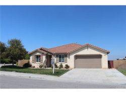 Photo of 34579 Black Cherry Street, Winchester, CA 92596 (MLS # SW17154845)