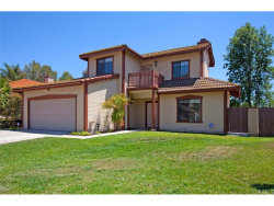 Photo of 29833 Via Puesta Del Sol, Temecula, CA 92591 (MLS # SW17161173)