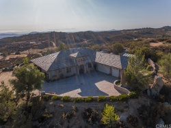 Photo of 42405 Rolling Hills Drive, Aguanga, CA 92536 (MLS # SW18189417)