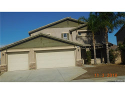Photo of 23670 Canyon Heights Drive, Quail Valley, CA 92587 (MLS # SW18267812)
