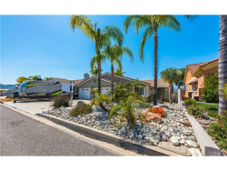 Photo of 23134 Compass Drive, Canyon Lake, CA 92587 (MLS # SW19063017)