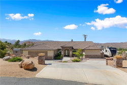Photo of 56590 Free Gold Drive, Yucca Valley, CA 92284 (MLS # SW19217665)