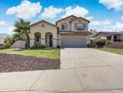 Photo of 29435 Falling Leaf Drive, Lake Elsinore, CA 92530 (MLS # SW20129902)