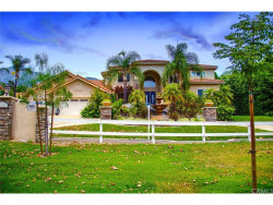 Photo of 10732 Boulder Canyon Road, Rancho Cucamonga, CA 91737 (MLS # TR19057030)