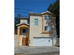 Photo of 2731 Ballard Street, El Sereno, CA 90032 (MLS # WS18254207)