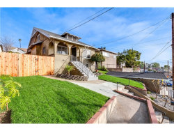 Photo of 3747 Floral Drive, East Los Angeles, CA 90063 (MLS # WS19005239)