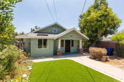 Photo of 1020 Glen Arbor Avenue, Eagle Rock, CA 90041 (MLS # WS20187737)
