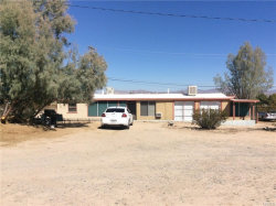 Photo of 74296 Two Mile Road, 29 Palms, CA 92277 (MLS # JT20132379)