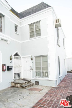 Photo of 419 S MAPLE Drive , Unit 1/2, Beverly Hills, CA 90212 (MLS # 18323208)