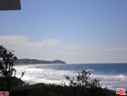 Photo of 31848 Broad Beach Road, Malibu, CA 90265 (MLS # 18415844)