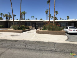 Photo of 366 W Mariscal Road, Palm Springs, CA 92262 (MLS # 19502946PS)