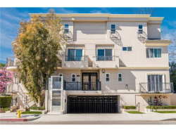 Photo of 5401 Morella Avenue , Unit 103, Valley Village, CA 91607 (MLS # SR18057063)