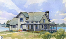 Photo of (To Build) 2351 E Penwood Trail, Leland, MI 49654 (MLS # 1830258)