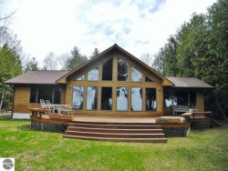 Photo of 9201 N Onominese Trail, Northport, MI 49670 (MLS # 1846639)