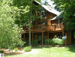 Photo of 8883 Clam Lake Road, Bellaire, MI 49615 (MLS # 1849410)