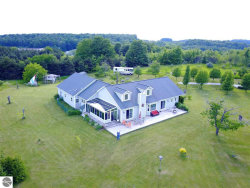 Photo of 2555 N Evergreen Valley Drive, Suttons Bay, MI 49682 (MLS # 1863724)