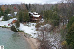 Photo of 3924 N West-Bay Shore Drive, Suttons Bay, MI 49682 (MLS # 1869641)