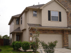 Tiny photo for 11515 Jacinth Court, Houston, TX 77066 (MLS # 34723657)