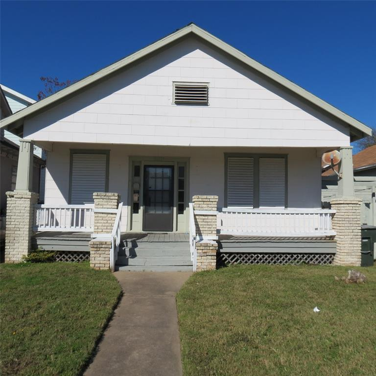 Photo for 5118 Ave R Front, Galveston, TX 77551 (MLS # 90040185)