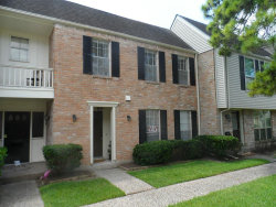 Photo of 13090 Trail Hollow Drive, Unit 3090, Houston, TX 77079 (MLS # 59196449)